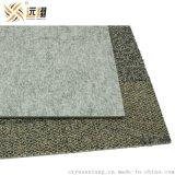 涤纶针刺无纺布 阻燃针刺棉 地毯底布