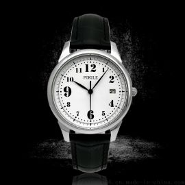 XJK-1805A 不鏽鋼原裝男士石英商務手表