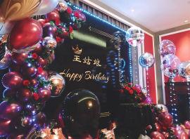 昆明、花語花香、氣球生日宴寶寶宴