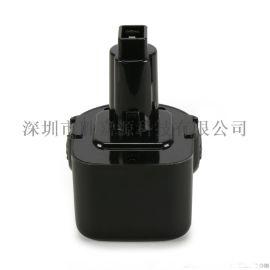 替代百得Balck&Decker 12V镍氢镍镉电动工具电池充电电池A款