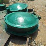 铸铁圆形拍门dn300生产厂家,圆形水库铸铁拍门直销厂家