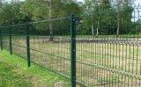振鼎 農場桃型立柱護欄網 草原三折彎養殖帶