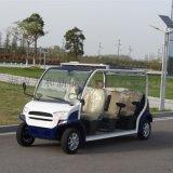 6-8座敞篷式電動觀光車、電動巡邏車