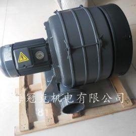 1.5kw多段式透浦式鼓风机