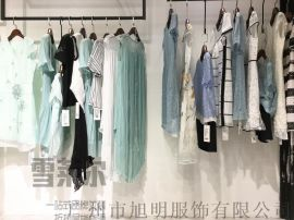 国内一线女装折扣店永恒广州服装批发市场