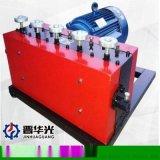 天津寶坻區預應力鋼絞線穿束機三組輪鋼絞線穿線機廠家出售