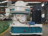 山東木屑顆粒機 鋸末燃料制粒成套生產線設備分期付款