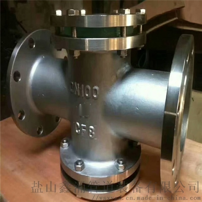 流量叶轮视镜高压钢化玻璃视镜316管道直通视镜
