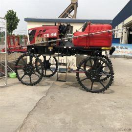 大型农田植保机 可农补四轮打药机厂家 四驱打药车