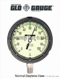McDaniel Controls不锈钢充油压力表