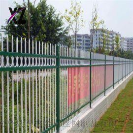 社区围墙护栏,围墙栏杆栅栏现货,锌钢围墙栏杆厂家