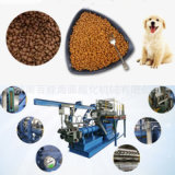 临沂可办证自动配料宠物食品设备 狗粮猫粮生产线