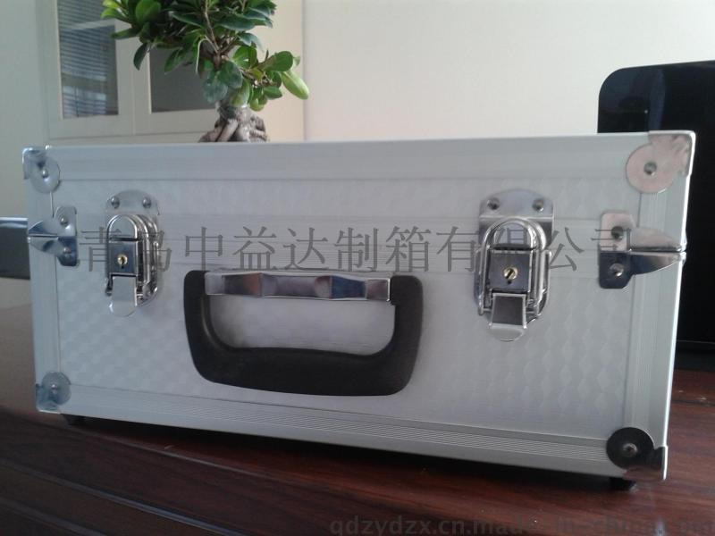 供应2015铝箱 铝合金工具箱 防水仪器箱 箱子定制