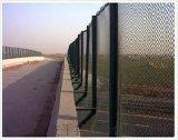 供应金属门-铁丝网门、护栏网门、围墙铁丝网门