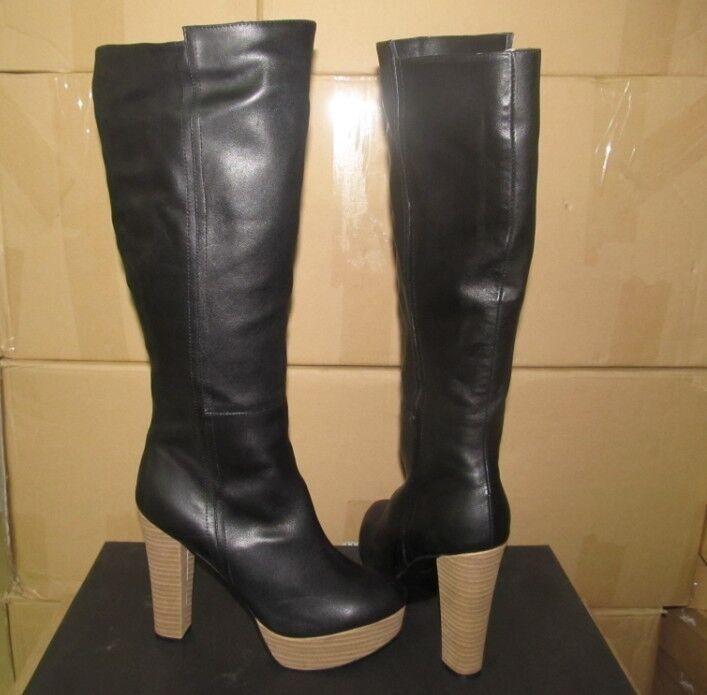 外貿鞋廠專業看圖起版訂做雜誌潮流明星款高跟長靴批發
