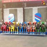 12座排排座游乐设备 摇摆排排座游乐设施视频