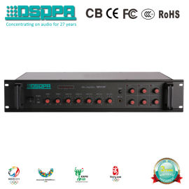 DSPPA迪士普MP210P/MP310P/MP610P/MP1010P前置6分區合併定壓功放