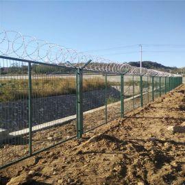 监狱护栏网_镀锌监狱围栏_围墙防护网