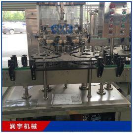 果汁饮料灌装机 含气饮料灌装机 全自动纯净水灌装机