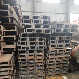 馬鋼生產Q355D槽鋼尺寸表