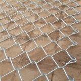 护坡勾花网 镀锌勾花网 菱形铁丝网