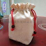 棉布袋束口袋 湖南袋代邦包裝 定做禮品袋