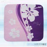 粉紫底扶桑花滑鼠垫(AW-021)