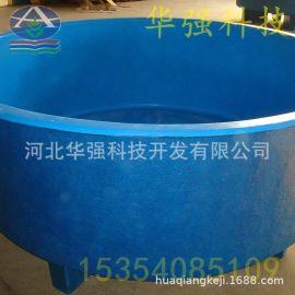 厂家加工定制玻璃钢制品 玻璃钢鱼池 玻璃钢水槽 养殖集鱼池