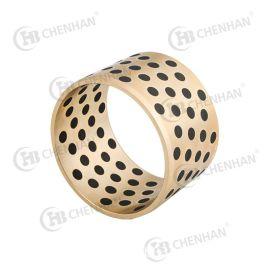 嘉善铜套厂家,自润轴承,JDB铜石墨轴承,含油铜套