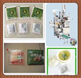 钦典QD-18型内外滤纸袋泡茶带标茶叶双袋小型包装机械设备
