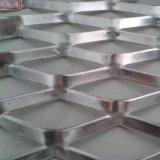 金屬幕牆鋁板網 菱形孔 六角孔鋼板網