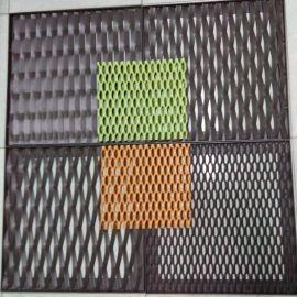 阳极氧化铝板网 幕墙网 铝板网 钢板网