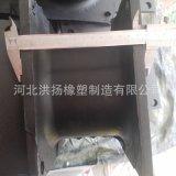 橡膠夾鋼板減震座 工程機械用鋼板減震器 可定做