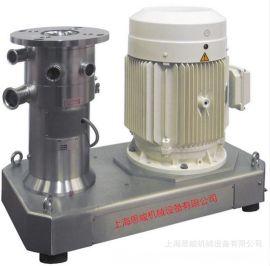 GBI2000系列循环粉液混合机