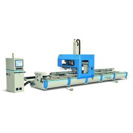 厂家直销明美JGZX4-CNC-6000 铝型材龙门四轴加工中心 工业铝型材加工设备 工业铝型材数控加工中心 支持定制