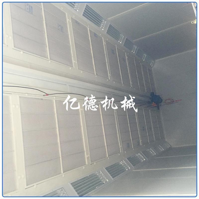 厂家供应喷漆室有机废气光氧催化处理设备规格齐全支持加工定制