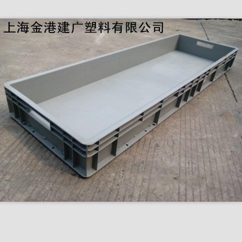供应** 41211 塑料周转箱 欧标物流箱  可加防尘盖塑料箱