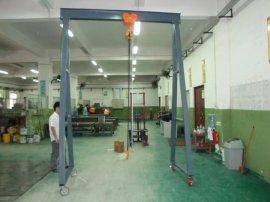 小型龙门吊架价格,移动龙门吊架生产商,3吨龙门吊架图片