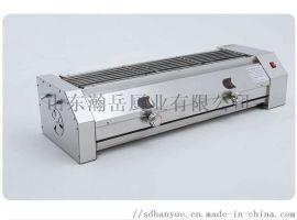 商用無煙電熱電烤爐黑金剛黑金管電烤烤串爐子烤架