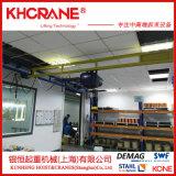 锟恒定制生产车间流水线专用300kg智能折臂吊