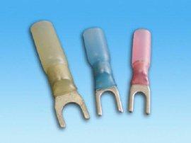 Y型热缩端子防水电缆端子热缩中接管