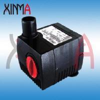 冷风机泵,超静音鱼缸潜水泵,抽水泵X-150微型超静音泵