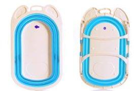 2014年热 产品-折叠儿童浴盆
