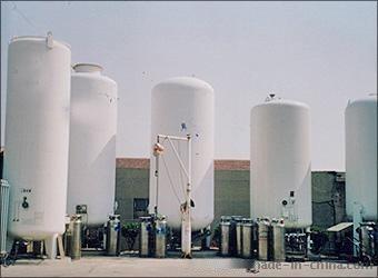 30立方液氮低温储罐