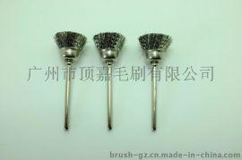 钢丝刷 抛光刷 不锈钢丝碗型刷 抛光除锈清洁钢丝刷