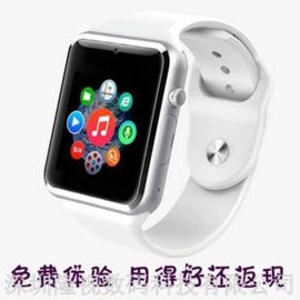 安卓手表手机插卡智能IOS苹果6穿戴拍照蓝牙通话运动防水手环,