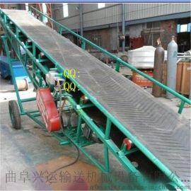 耐磨损皮带输送机 轻型装车皮带输送机y2