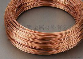 T2紫铜线 纯铜丝 0.3-5.0全软铜线 弯折紫铜丝