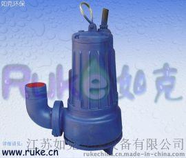 AS型潜水吸砂泵、排污泵