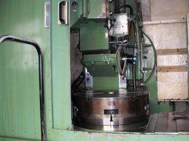 齿轮加工机床设备二手德国1米小型磨齿机
